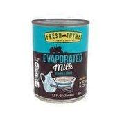 Fresh Thyme Evaporated Milk
