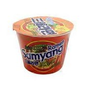 Samyang Spicy Flavor Ramen Big Bowl