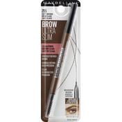 Maybelline Brow Pencil, Ultra Slim, Soft Brown 255