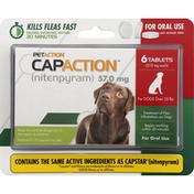 PetAction Capaction, Nitenpyram, 57.0 mg