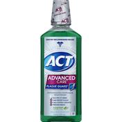 ACT Mouthwash, Antigingivitis/Antiplaque, Clean Mint