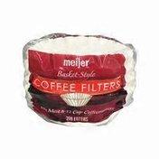 Meijer Basket-style Coffee Filters