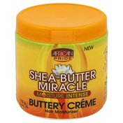 African Pride Hair Moisturizer, Butter Creme