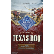 Blue Food for Dogs, Natural, Grain-Free, Texas BBQ