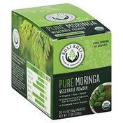 Kuli Kuli Moringa, Pure, Vegetable Powder, Packets