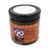 The Girl & The Fig Dried Fig Compote