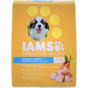 IAMS ProActive Health Smart Puppy Large Breed Super Premium Dog Food