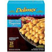 Delimex Three Cheese Taquitos