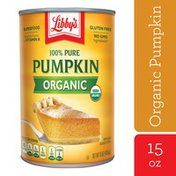 Libby's 100% Pure Organic Canned Pumpkin