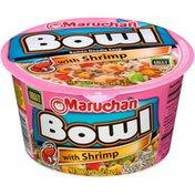 Maruchan with Shrimp Ramen Noodle Soup