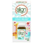 Align Probiotics, Colic Relief* For Babies