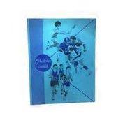 Mead Blue Color Talk Pee-Chee All Season Portfolio