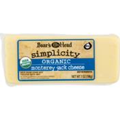 Boar's Head Cheese, Organic, Monterey Jack