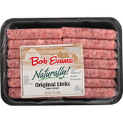 Bob Evans Farms Pork Sausage, Original Links
