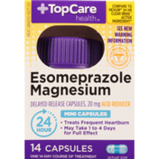 TopCare Esomeprazole Magnesium 20 Mg Acid Reducer Mini Delayed Release Capsules