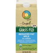 Full Circle Grass Fed 2% Reduced Fat Milk