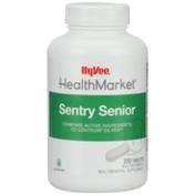 Hy-Vee Healthmarket, Sentry Senior Multivitamin & Multimineral Supplement Tablets