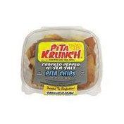 Pita Krunch Cracked Pepper 'n Sea Salt Pita Chips