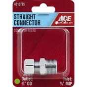 Ace Bakery Straight Connector