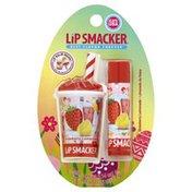 Lip Smacker Lip Balm and Cup, Strawberry Lemonade