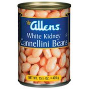 The Allens White Kidney Cannellini Beans