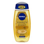 Nivea Moisturizing Body Wash Foaming Oil