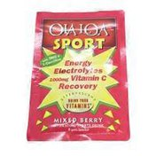 Ola Loa Sport Mixed Berry Electrolytes Recovery Packet