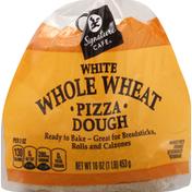 Signature Cafe Pizza Dough, White Whole Wheat