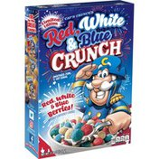 Cap'N Crunch Red, White & Blue Crunch