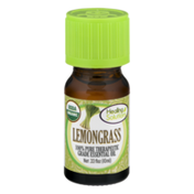 Healing Solutions 100% Pure Therapeutic Grade Essential Oil  Lemongrass