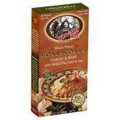 Hodgson Mill Couscous, Whole Wheat, Garlic & Basil