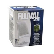 Fluval Spec Stage 2 Activated Carbon Filter Refills