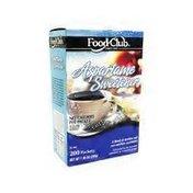 Food Club Aspartame Sweetener