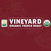 Black Oak Coffee Roasters Organic French Roast Vineyard Coffee Roasters