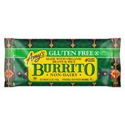 Amy's Kitchen Frozen Bean & Rice Burrito, Gluten Free, Non-Dairy