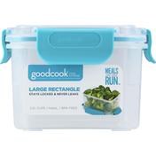 GoodCook Food Storage, Large Rectangle