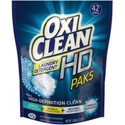 OxiClean Sparkling Fresh Scent HD Paks Laundry Detergent
