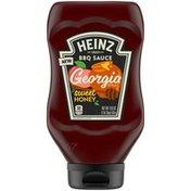 Heinz Georgia Style Sweet Honey BBQ Sauce