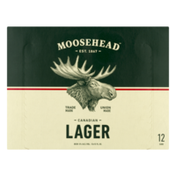 Moosehead Canadian Lager