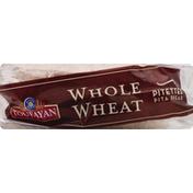 Toufayan Pita Bread, Whole Wheat
