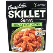 Campbell's Dinner Sauces Sweet & Sour Chicken Skillet Sauces