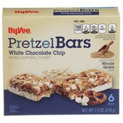 Hy-Vee White Chocolate Chip Pretzel Bars