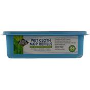 First Street Mop Refills, Wet Cloth, Fresh Citrus Scent