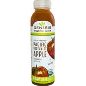 Genesis Organic Juice Pacific Northwest Apple