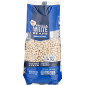 Ahold Beans, White, Small