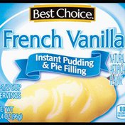 Best Choice Instant Pudding & Pie Filling