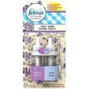 Febreze Noticeables Violet Bloom Scented Oil Refill