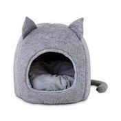 Harmony Gray Head Cat Bed