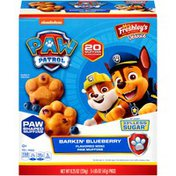 Mrs. Freshley's Deluxe Nickelodeon Paw Patrol Barkin' Blueberry Flavored Mini Paw Muffins