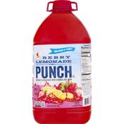 SB Punch, Berry Lemonade